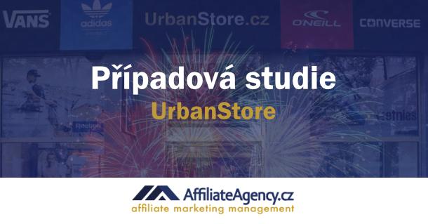 Případová studie UrbanStore.cz